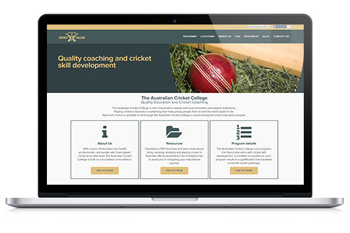 The Australian Cricket College